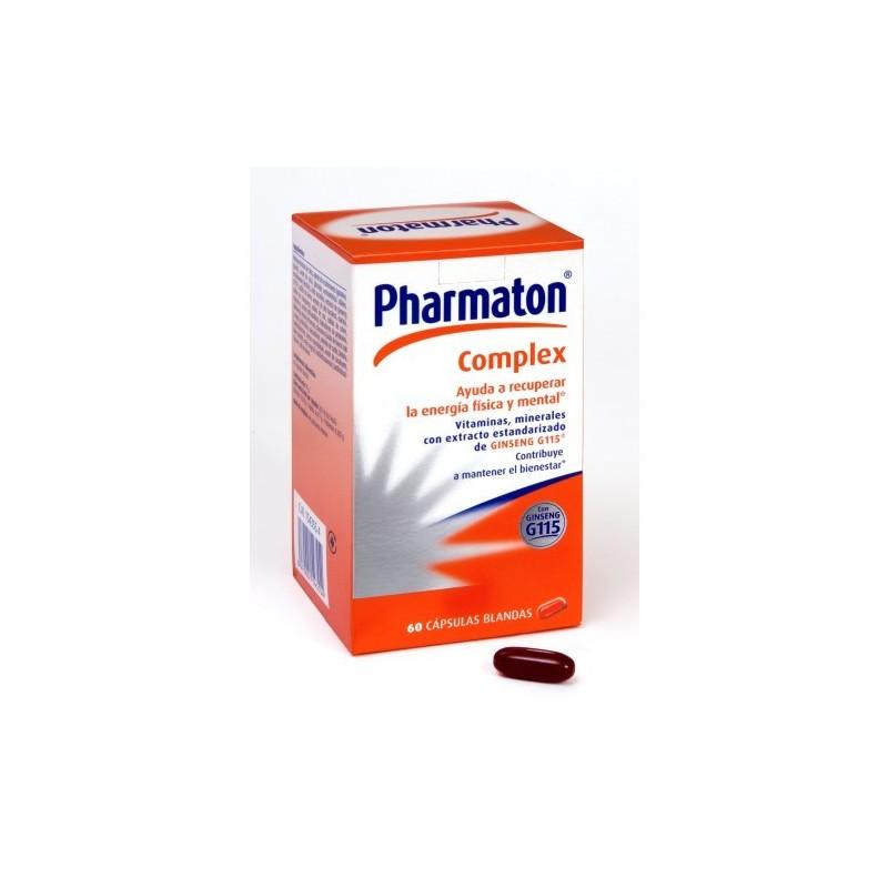 ¿Pharmaton Complex engorda?